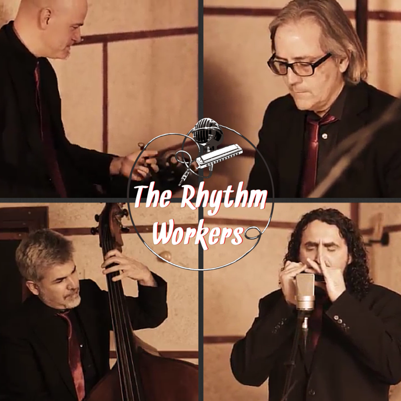 Toni Beltrán Richard Vinton Pablo di Salvo Roberto Galli The Rhythm Workers